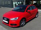 Audi A1 Sportback 1.8 TFSI 192 cv S tronic S Line Rouge à Beaupuy 31