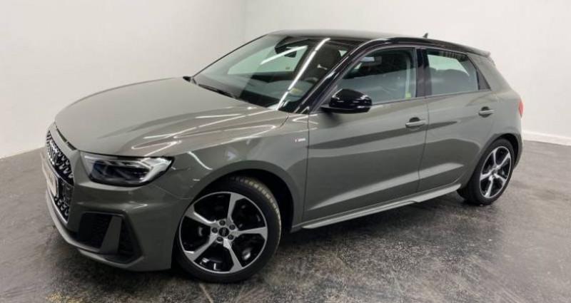 Audi A1 Sportback 25 TFSI 95 ch BVM5 S line Gris occasion à AHUY