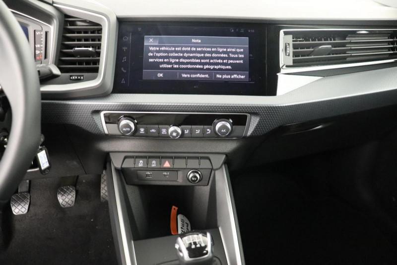 Audi A1 Sportback 25 TFSI 95 ch BVM5 S line Blanc occasion à Aubière - photo n°10