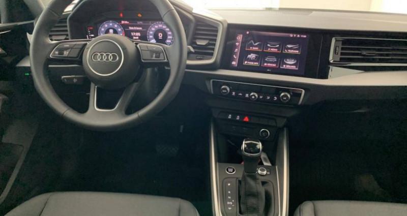 Audi A1 Sportback 25 TFSI 95 ch S tronic 7 Advanced 2 Gris occasion à Bourgogne - photo n°4