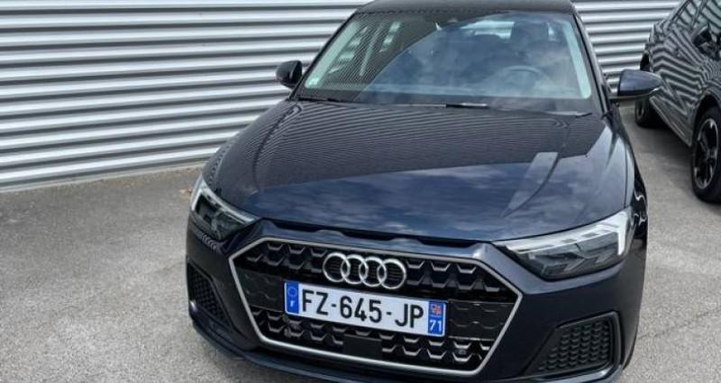 Audi A1 Sportback 25 TFSI 95 ch S tronic 7 Advanced 2 Bleu occasion à Bourgogne - photo n°3