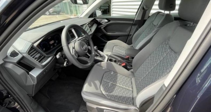 Audi A1 Sportback 25 TFSI 95 ch S tronic 7 Advanced 2 Bleu occasion à Bourgogne - photo n°5