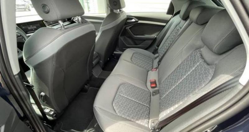 Audi A1 Sportback 25 TFSI 95 ch S tronic 7 Advanced 2 Bleu occasion à Bourgogne - photo n°6