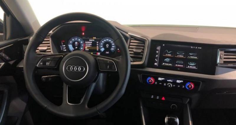 Audi A1 Sportback 25 TFSI 95 ch S tronic 7 Advanced Bleu occasion à Chenove - photo n°6