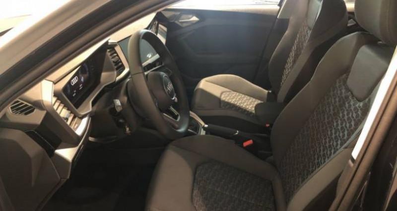 Audi A1 Sportback 25 TFSI 95 ch S tronic 7 Advanced Bleu occasion à Chenove - photo n°7