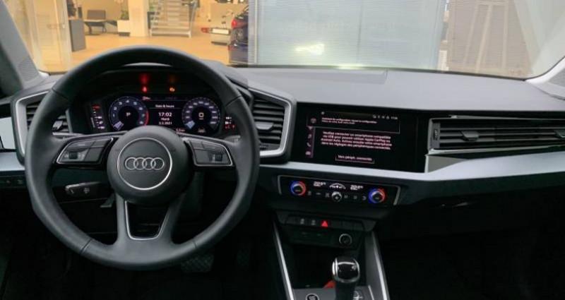 Audi A1 Sportback 25 TFSI 95 ch S tronic 7 Advanced Gris occasion à Chenove - photo n°6