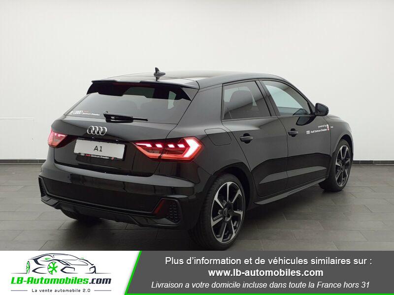 Audi A1 Sportback 25 TFSI 95 Noir occasion à Beaupuy - photo n°3