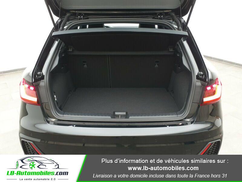 Audi A1 Sportback 25 TFSI 95 Noir occasion à Beaupuy - photo n°5
