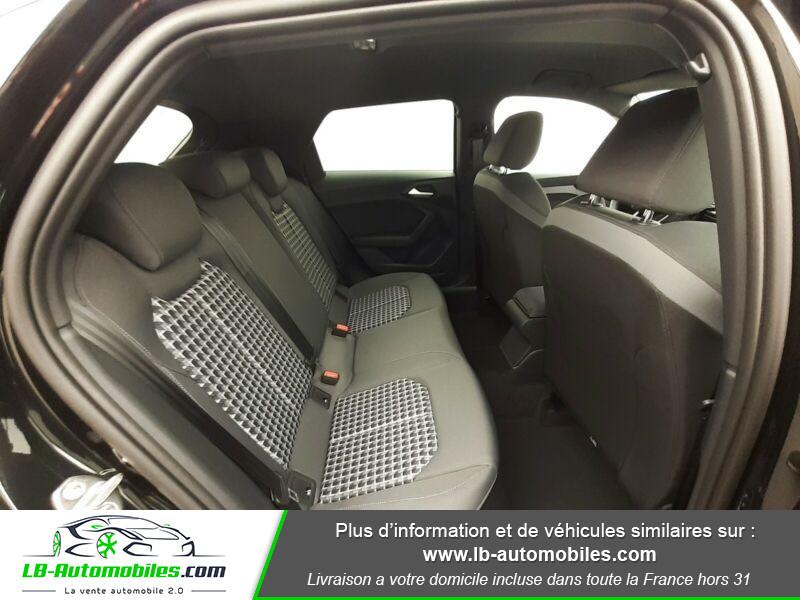 Audi A1 Sportback 25 TFSI 95 Noir occasion à Beaupuy - photo n°11