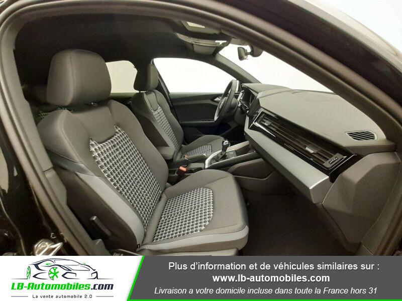 Audi A1 Sportback 25 TFSI 95 Noir occasion à Beaupuy - photo n°6