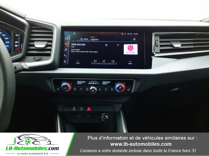Audi A1 Sportback 25 TFSI 95 Noir occasion à Beaupuy - photo n°10