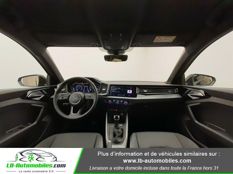 Audi A1 Sportback 25 TFSI 95 Noir occasion à Beaupuy - photo n°2