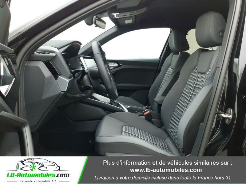Audi A1 Sportback 25 TFSI 95 Noir occasion à Beaupuy - photo n°7