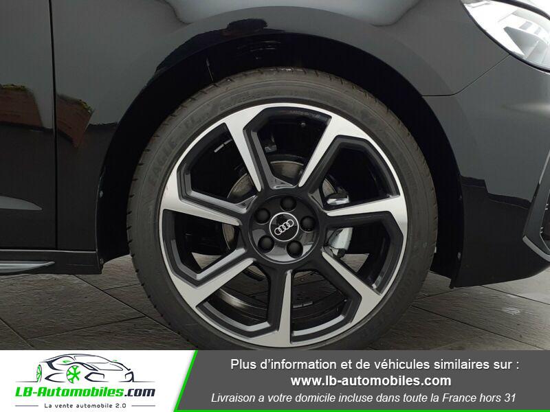 Audi A1 Sportback 25 TFSI 95 Noir occasion à Beaupuy - photo n°4