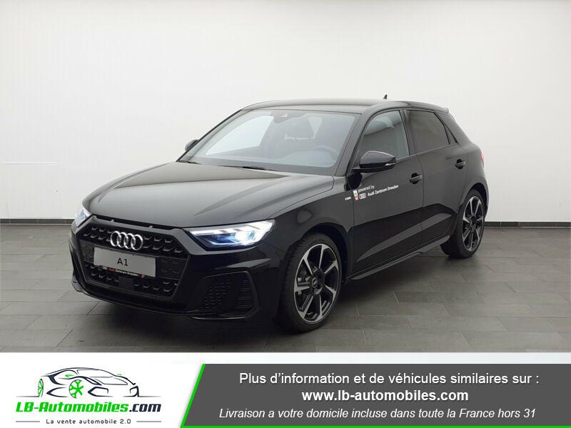 Audi A1 Sportback 25 TFSI 95 Noir occasion à Beaupuy