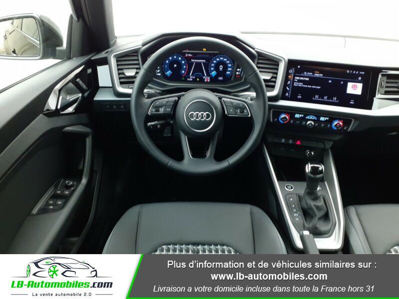 Audi A1 Sportback 25 TFSI 95 Noir occasion à Beaupuy - photo n°8