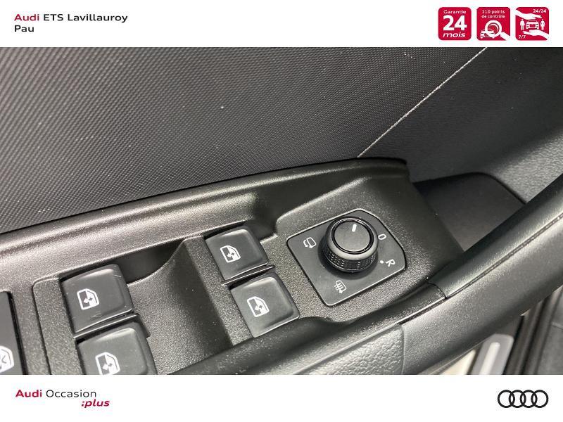 Audi A1 Sportback 25 TFSI 95ch Design Blanc occasion à Lescar - photo n°14
