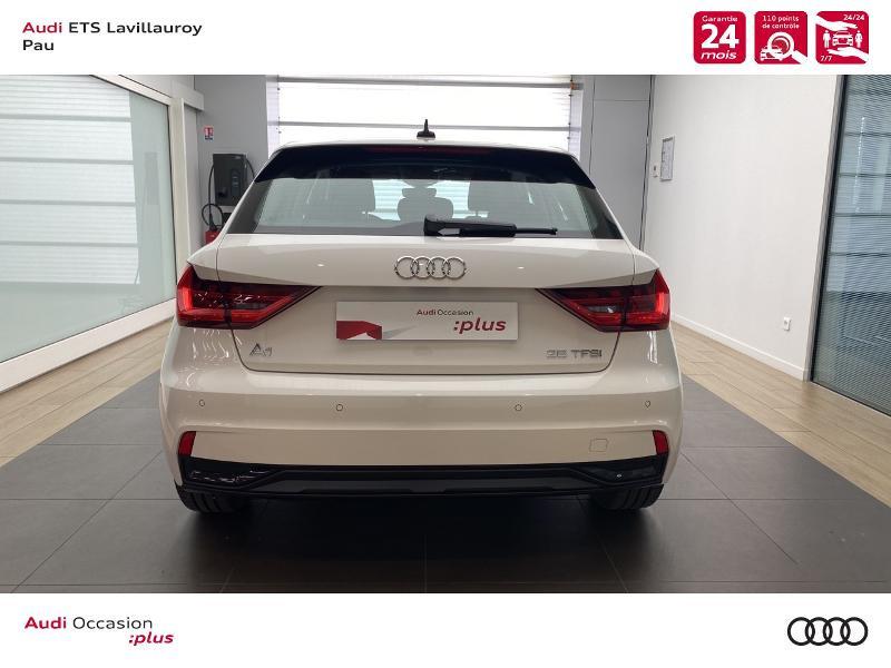 Audi A1 Sportback 25 TFSI 95ch Design Blanc occasion à Lescar - photo n°5