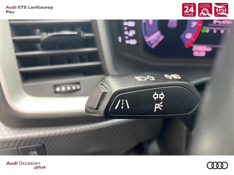 Audi A1 Sportback 25 TFSI 95ch Design Blanc occasion à Lescar - photo n°13