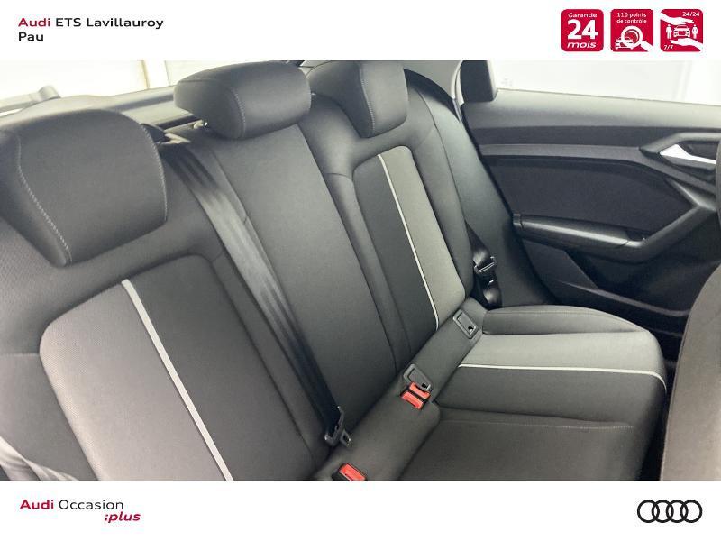 Audi A1 Sportback 25 TFSI 95ch Design Blanc occasion à Lescar - photo n°8