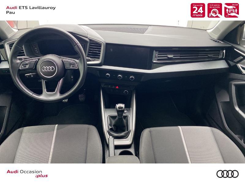 Audi A1 Sportback 25 TFSI 95ch Design Blanc occasion à Lescar - photo n°6