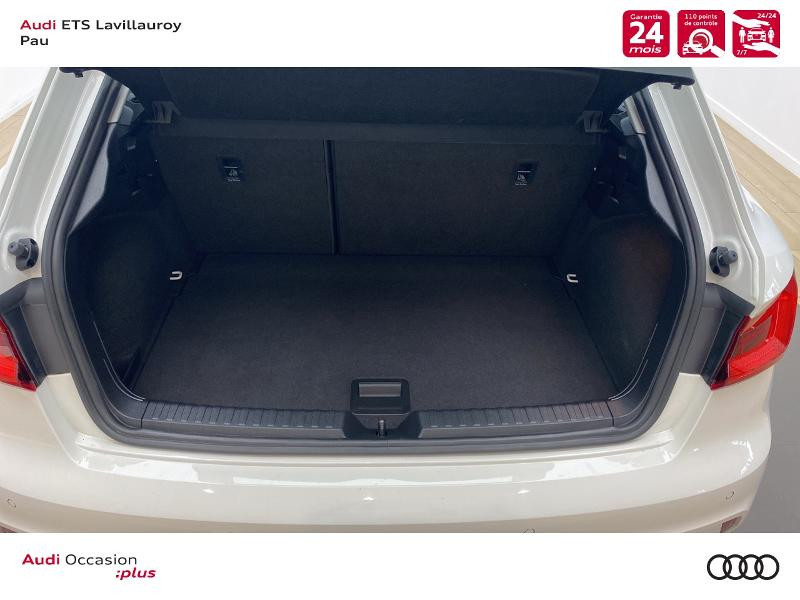 Audi A1 Sportback 25 TFSI 95ch Design Blanc occasion à Lescar - photo n°10