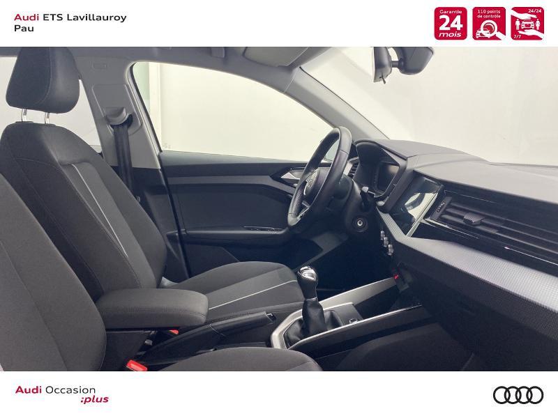 Audi A1 Sportback 25 TFSI 95ch Design Blanc occasion à Lescar - photo n°7