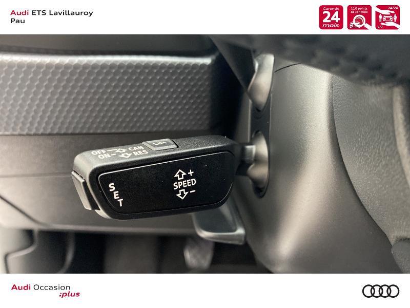Audi A1 Sportback 25 TFSI 95ch Design Blanc occasion à Lescar - photo n°16