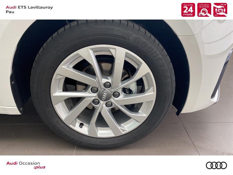 Audi A1 Sportback 25 TFSI 95ch Design Blanc occasion à Lescar - photo n°9