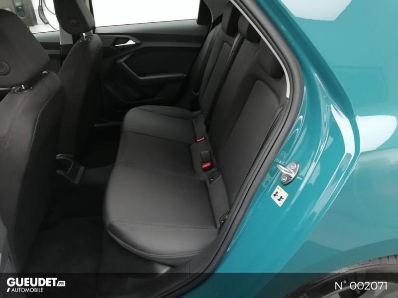 Audi A1 Sportback 25 TFSI 95ch Bleu occasion à Brie-Comte-Robert - photo n°14