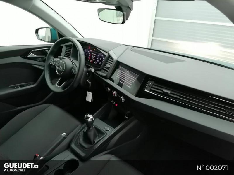 Audi A1 Sportback 25 TFSI 95ch Bleu occasion à Brie-Comte-Robert - photo n°8