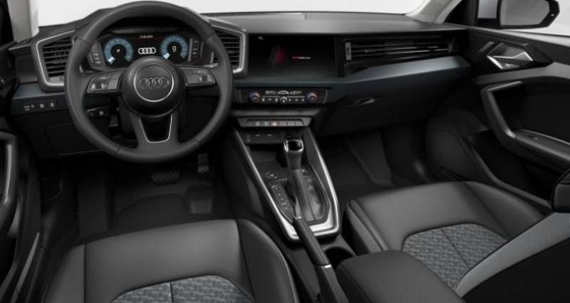 Audi A1 Sportback 30 TFSI 110 ch S tronic 7 Advanced Blanc occasion à Chenove - photo n°4