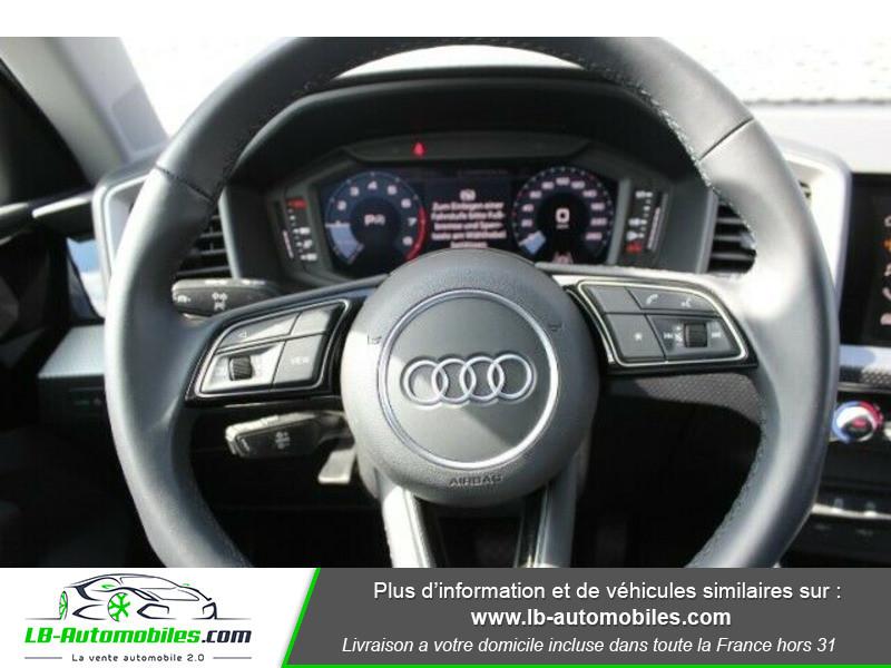 Audi A1 Sportback 30 TFSI 110 Noir occasion à Beaupuy - photo n°6