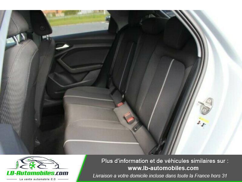 Audi A1 Sportback 30 TFSI 110 Noir occasion à Beaupuy - photo n°8