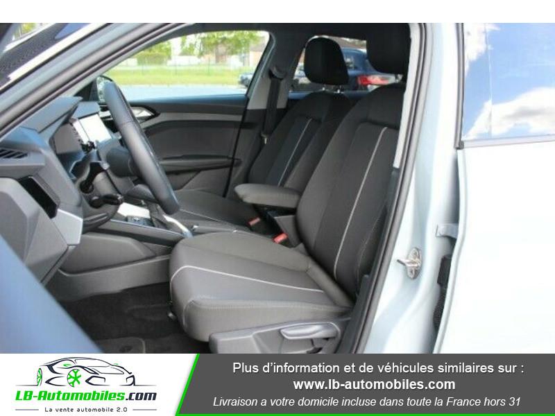 Audi A1 Sportback 30 TFSI 110 Noir occasion à Beaupuy - photo n°5