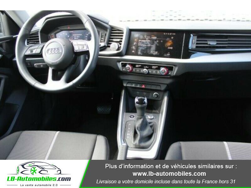 Audi A1 Sportback 30 TFSI 110 Noir occasion à Beaupuy - photo n°2