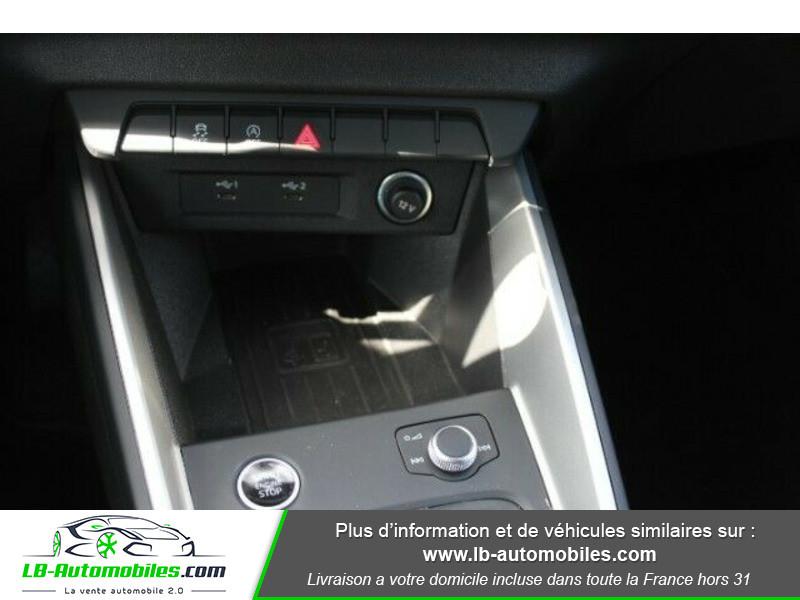 Audi A1 Sportback 30 TFSI 110 Noir occasion à Beaupuy - photo n°7