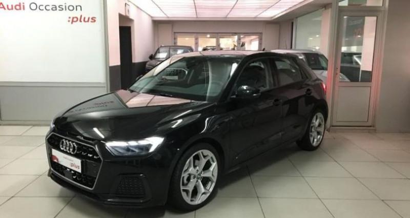 Audi A1 Sportback 30 TFSI 110ch Design Luxe S tronic 7 Noir occasion à Paris