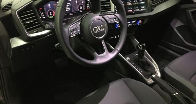 Audi A1 Sportback 30 TFSI 110ch Design Luxe S tronic 7 Noir occasion à Chambourcy - photo n°4