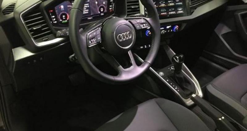 Audi A1 Sportback 30 TFSI 110ch Design Luxe S tronic 7 Noir occasion à Paris - photo n°3