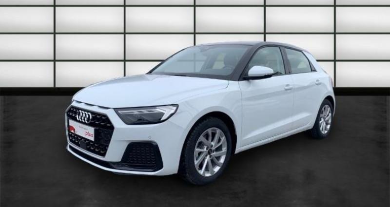 Audi A1 Sportback 30 TFSI 110ch Design S tronic 7 Blanc occasion à La Rochelle