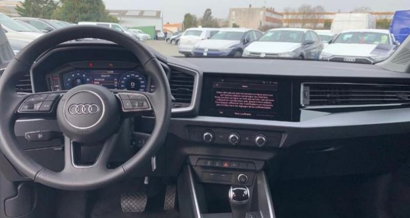 Audi A1 Sportback 30 TFSI 110ch Design S tronic 7 Blanc occasion à La Rochelle - photo n°6