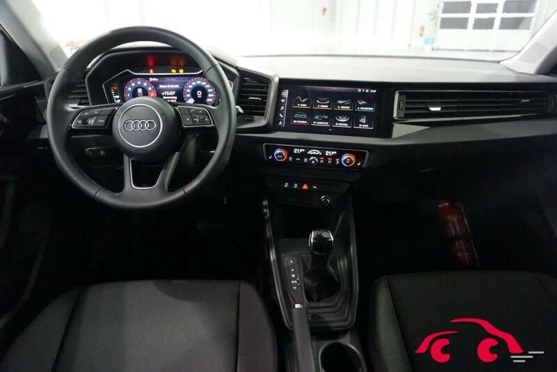 Audi A1 Sportback 30 TFSI 110CH S LINE S TRONIC 7 Blanc occasion à Villenave-d'Ornon - photo n°4