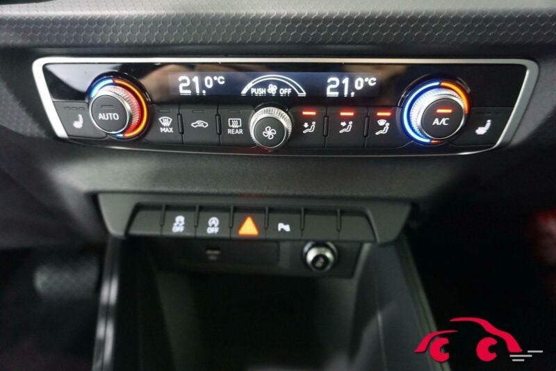 Audi A1 Sportback 30 TFSI 110CH S LINE S TRONIC 7 Blanc occasion à Villenave-d'Ornon - photo n°7