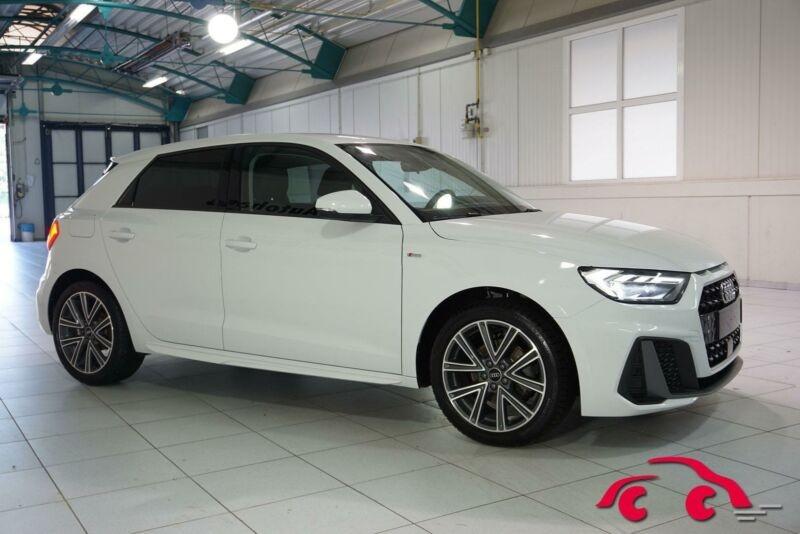 Audi A1 Sportback 30 TFSI 110CH S LINE S TRONIC 7 Blanc occasion à Villenave-d'Ornon