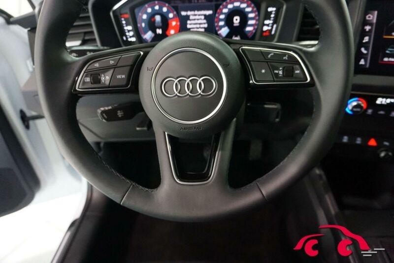 Audi A1 Sportback 30 TFSI 110CH S LINE S TRONIC 7 Blanc occasion à Villenave-d'Ornon - photo n°8