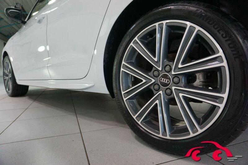 Audi A1 Sportback 30 TFSI 110CH S LINE S TRONIC 7 Blanc occasion à Villenave-d'Ornon - photo n°3