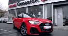 Audi A1 Sportback 30 TFSI 116 ch S tronic 7 S line Rouge à Saint-Ouen 93