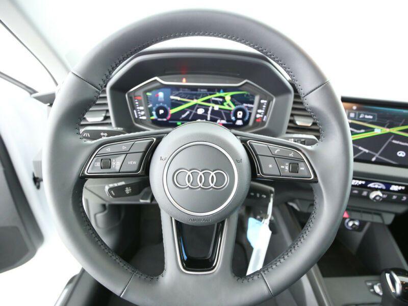 Audi A1 Sportback 30 TFSI 116 S tronic 7 Noir occasion à Beaupuy - photo n°5