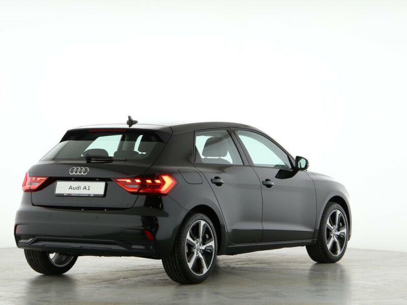Audi A1 Sportback 30 TFSI 116 S tronic 7 Noir occasion à Beaupuy - photo n°3